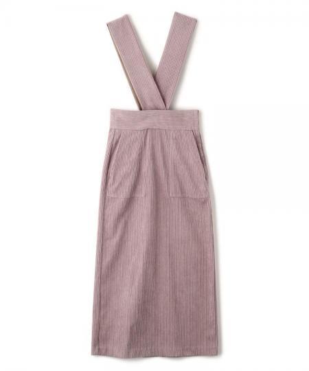 Corduroy Tight Skirt