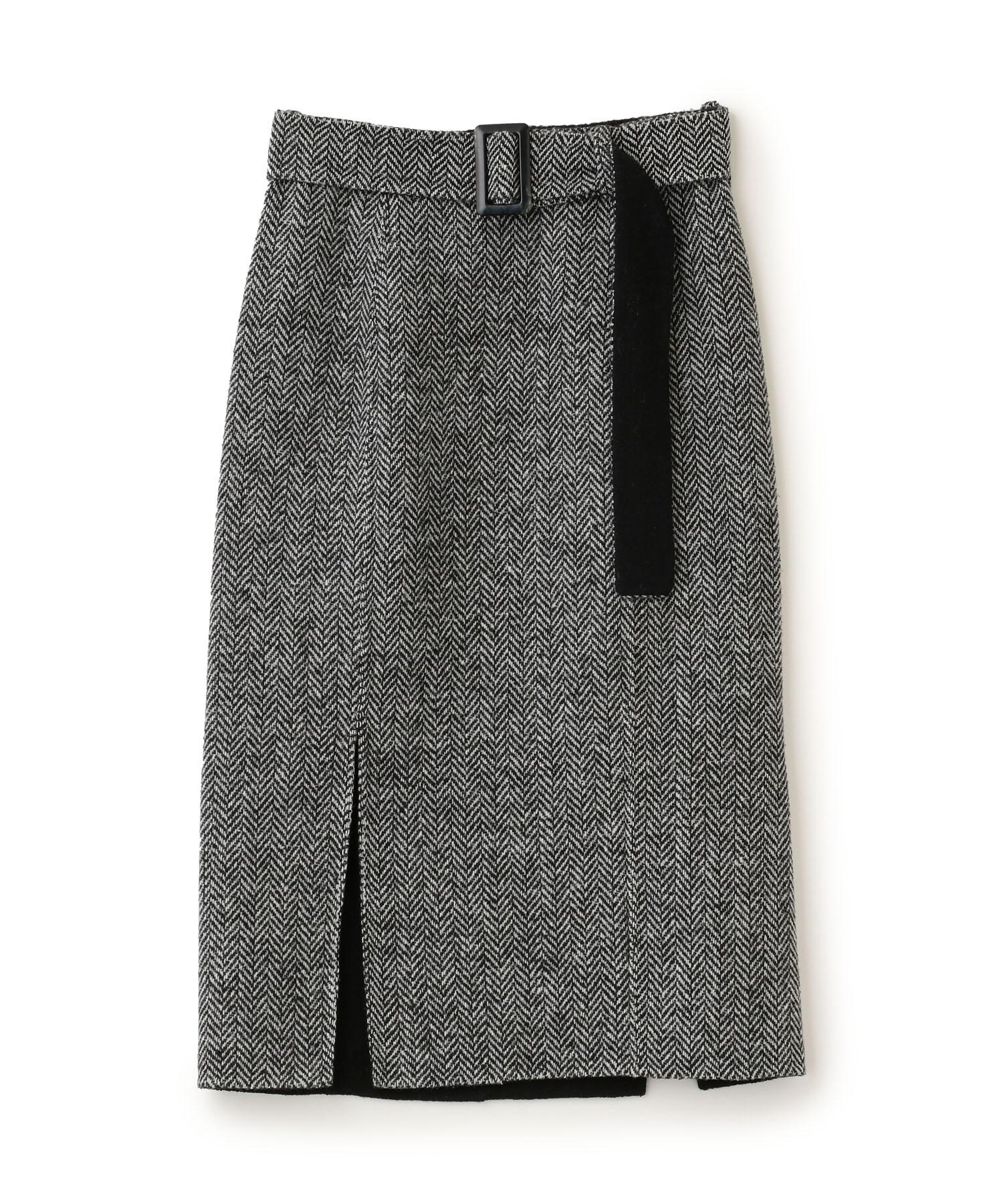 Reversible Tight Skirt