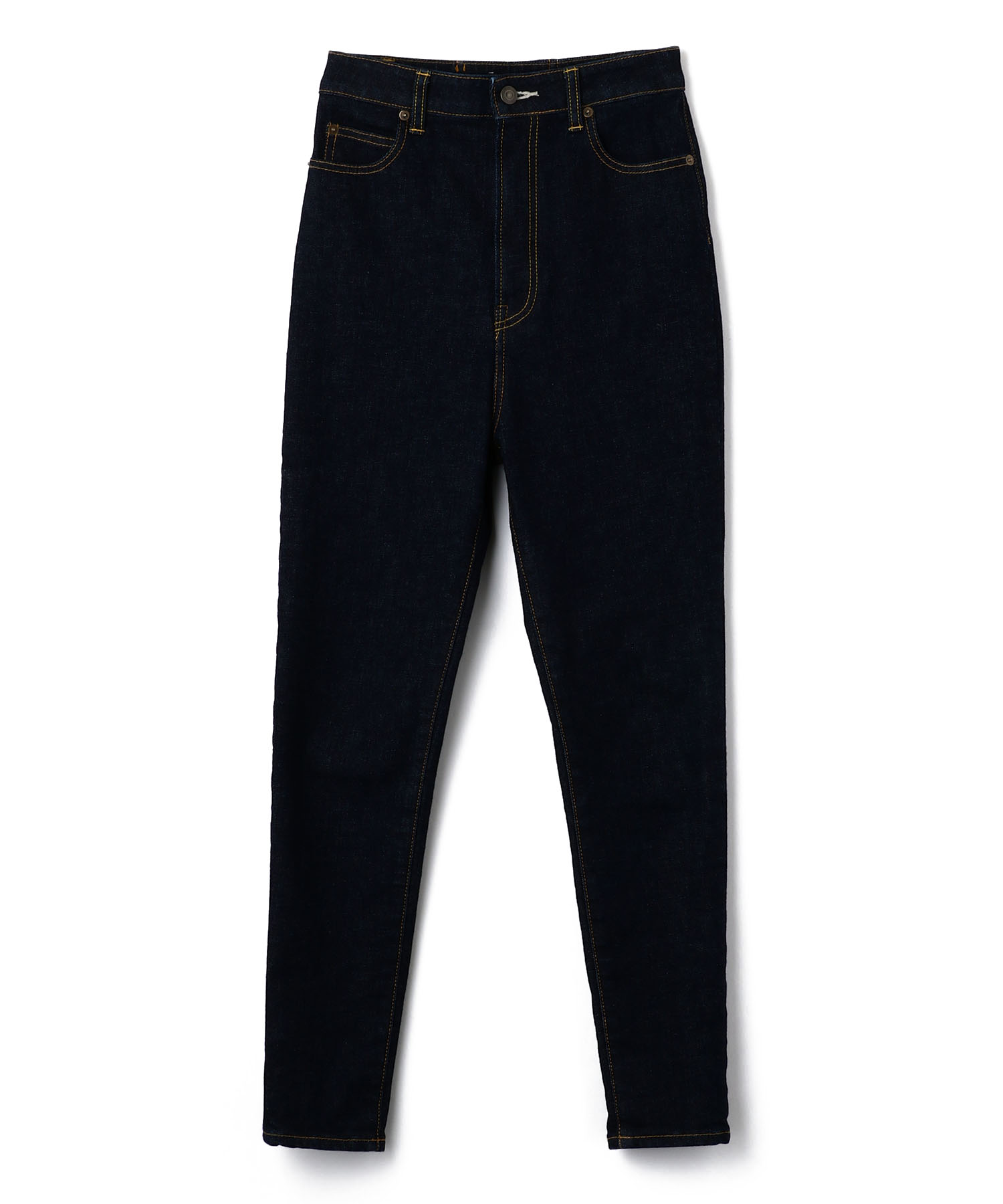 Back Lace Up Skinny  Pants