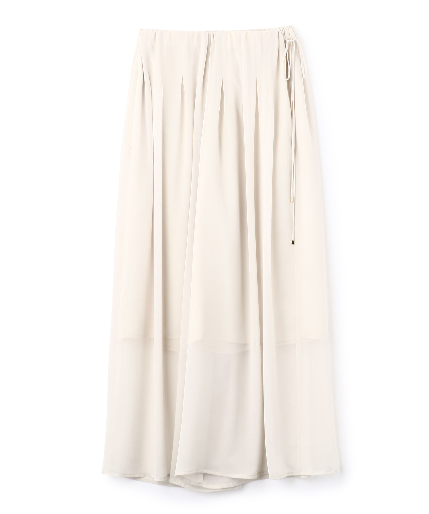 Chiffon Wide Pants