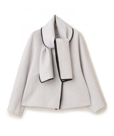 Reversible Wool Jacket