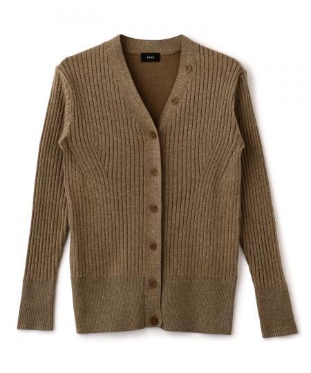 14G Glitter Knit Cardigan
