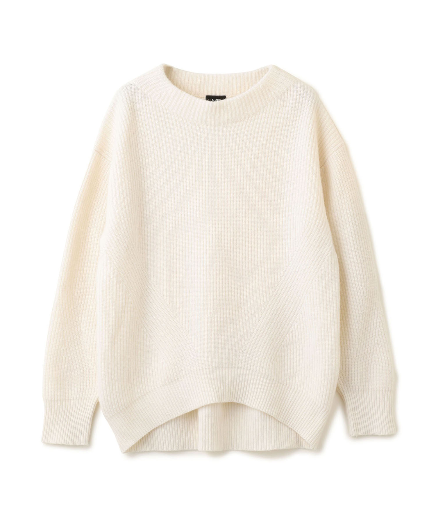 Half Rib Pullover