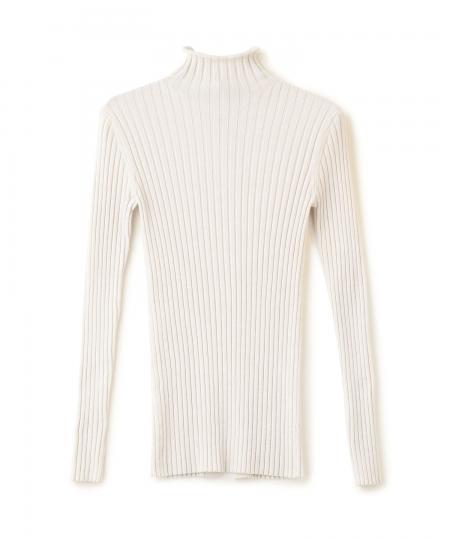 Button Lib Knit Pullover