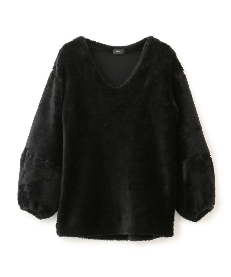 Boa Long Pullover