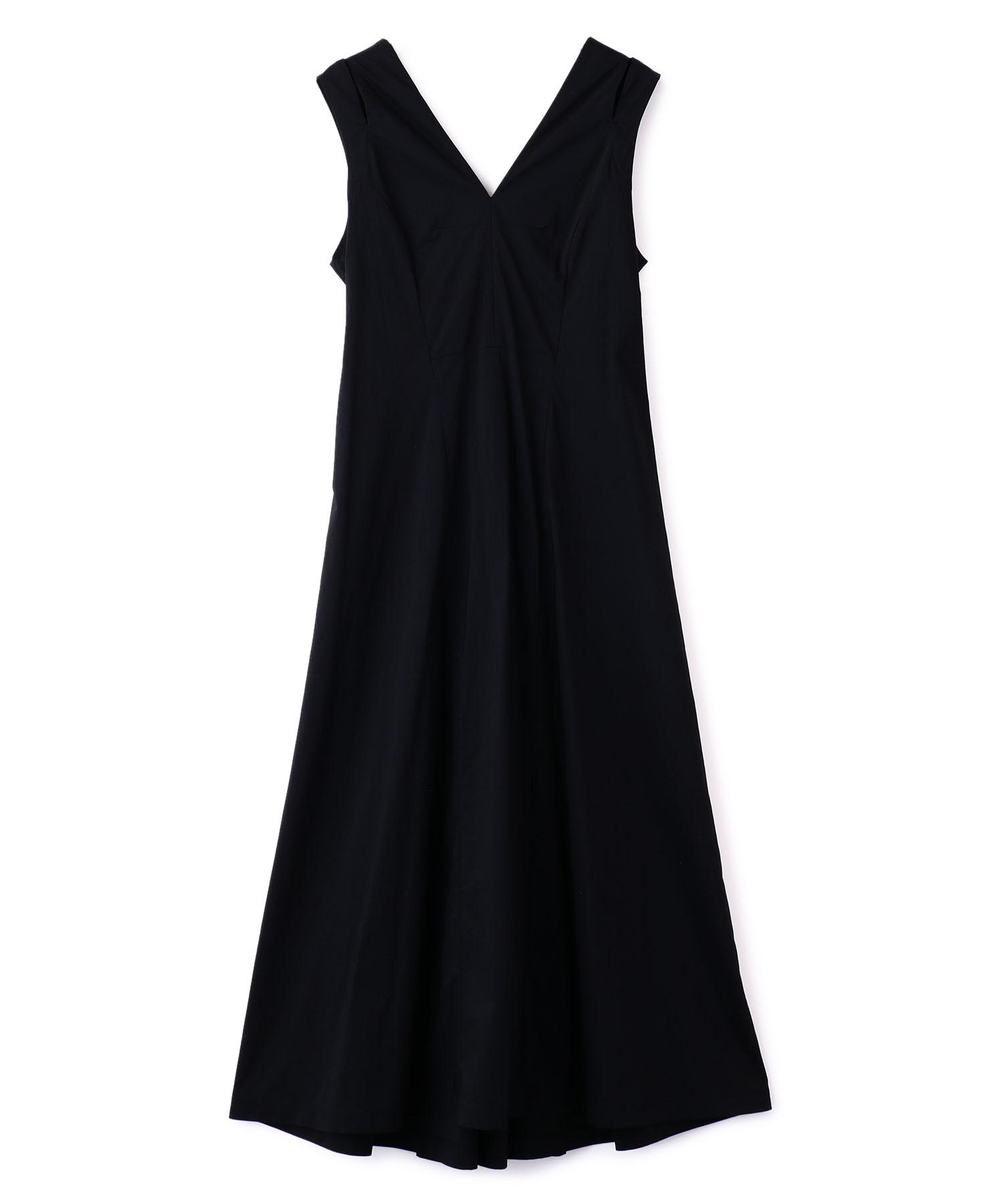 Taffeta Flare Dress