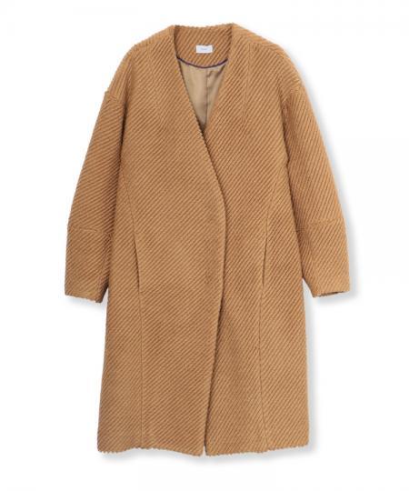 Kersey Cocoon Coat
