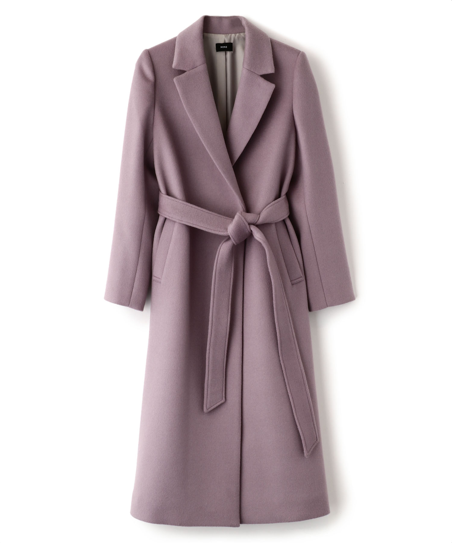 Wool Long Chester Coat