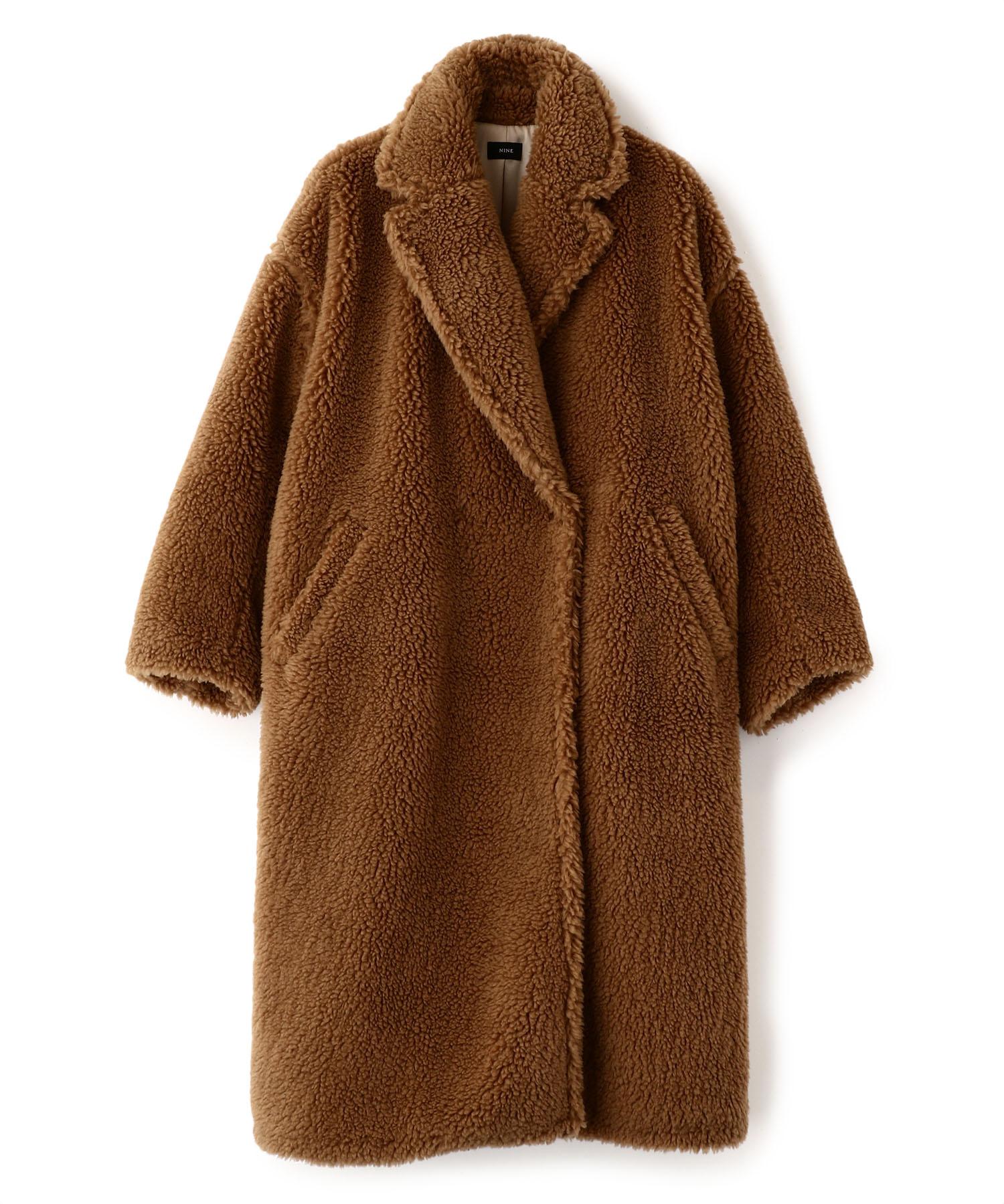 Eco Fur Coat