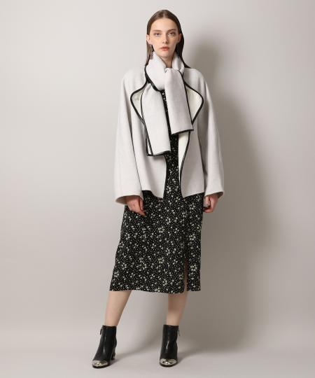 【先行予約10%OFF・送料無料】Reversible Wool Jacket