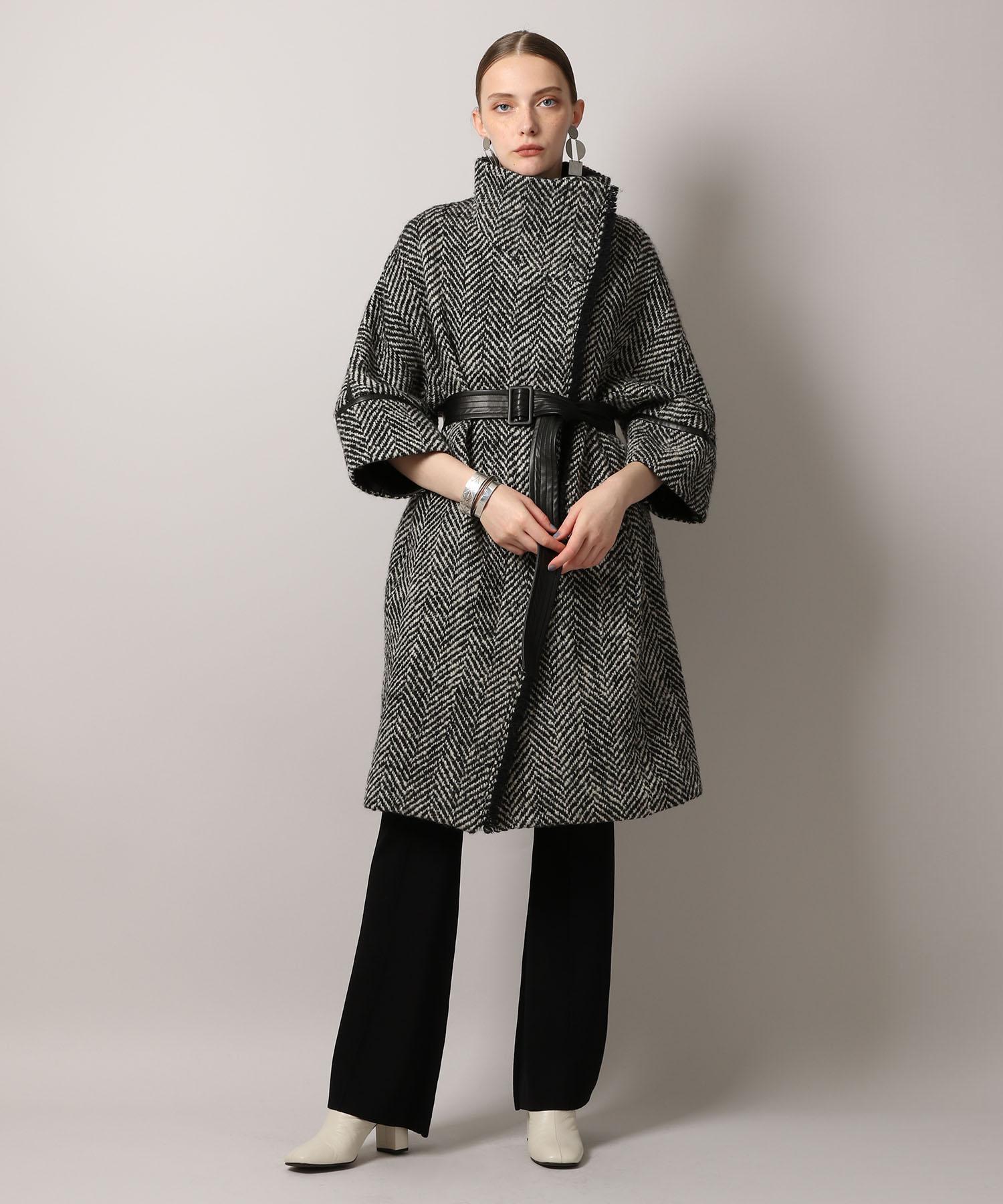 【予約】Front Fringe Coat