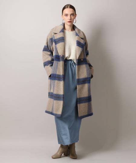 【先行予約10%OFF・送料無料】Wool Shaggy Coat