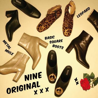 NINE ORIGINAL xxx