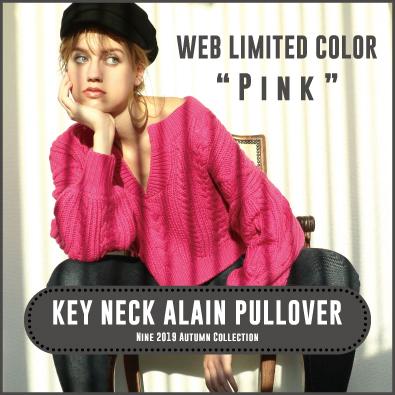 "WEB LIMITED COLOR""PINK"""