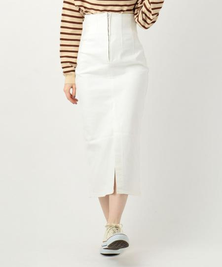 LEE slit skirt