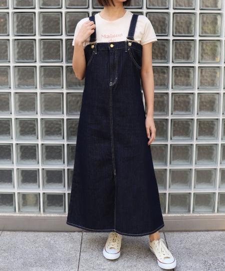 LEE suspender skirt