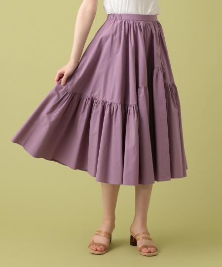 20th ボリュームギャザースカート