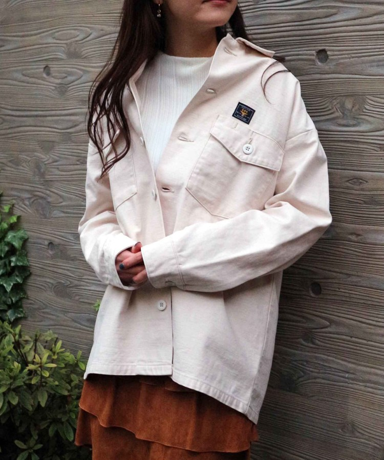 LEE military over jacket
