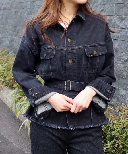 LEE waist mark jacket