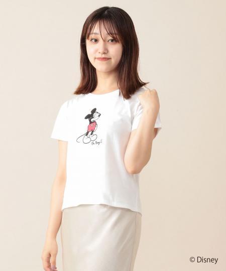 Mickey Minnie/Tシャツ
