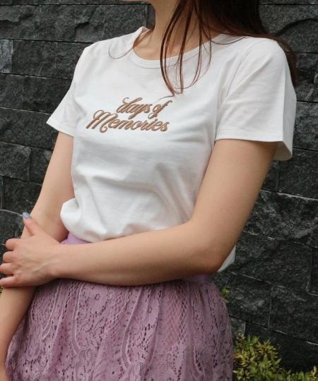 days of memories Tシャツ