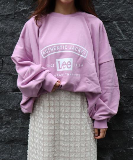 LEE bigfit pullover