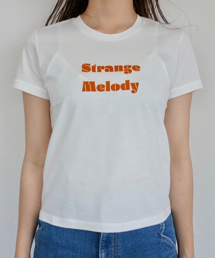 【ar 2019年10月号掲載】strange melody Tシャツ