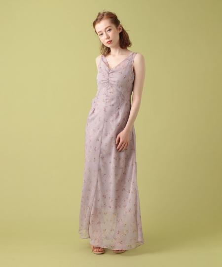 ベルフラワーシャインドレス
