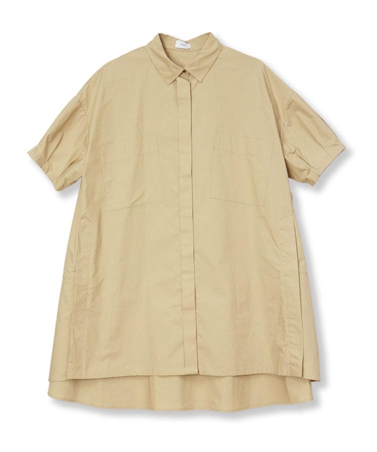 Typewriter Shirt Tunic