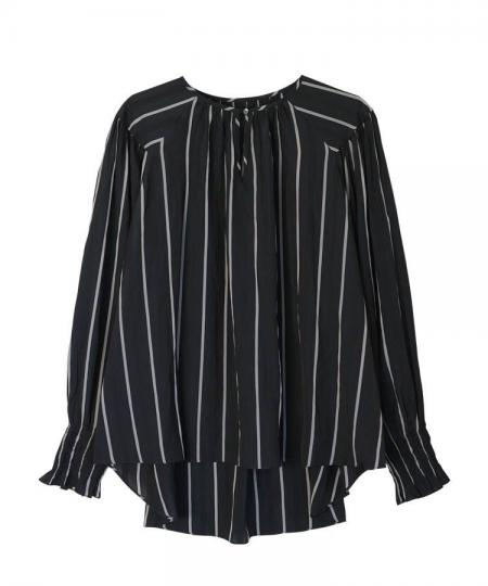 Glitter Stripe Blouse