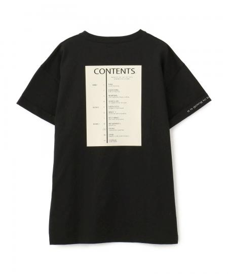 contents オーバーサイズTシャツ