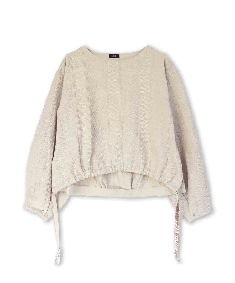 Cable Jacquard Tops