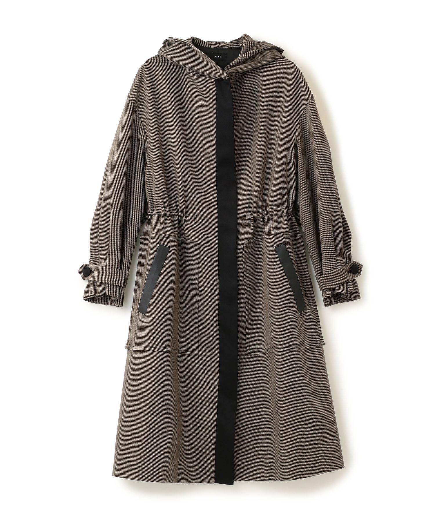 バイカラーフードコート