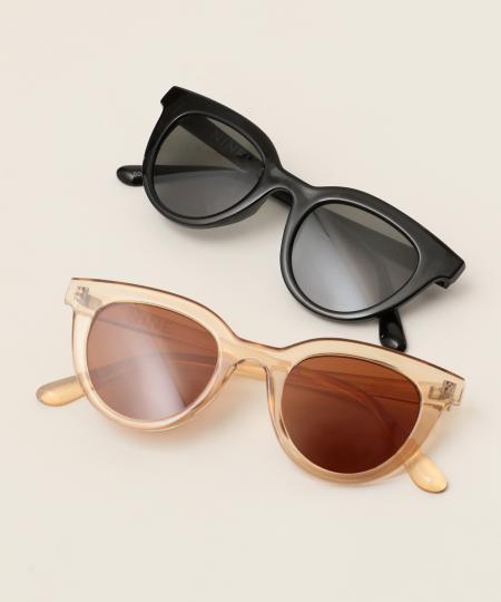 【WEB限定】Cat Frame Sunglasses
