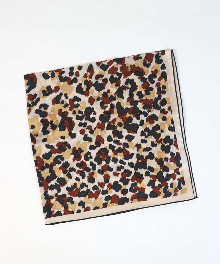 Leopard Scarf/casseline