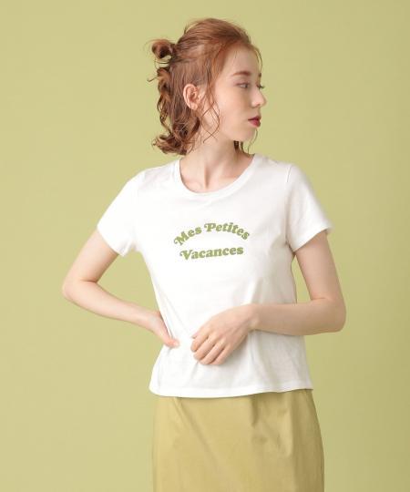 【予約】Mes Petites vacances Tシャツ
