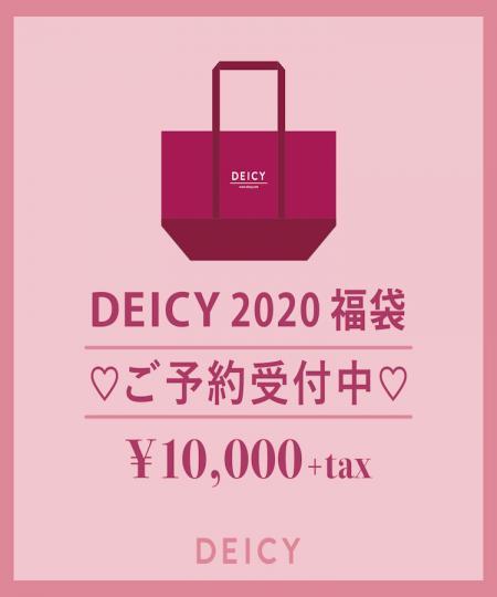 【先行予約】DEICY2020年アウター福袋