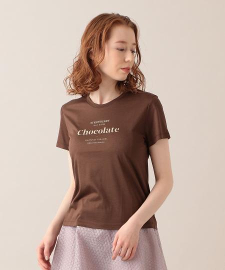 【予約】Chocolate Tシャツ