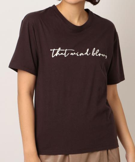 WIND BLOWS Tシャツ